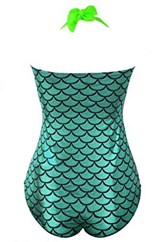 Tailloday - Traje de una pieza - para mujer Verde