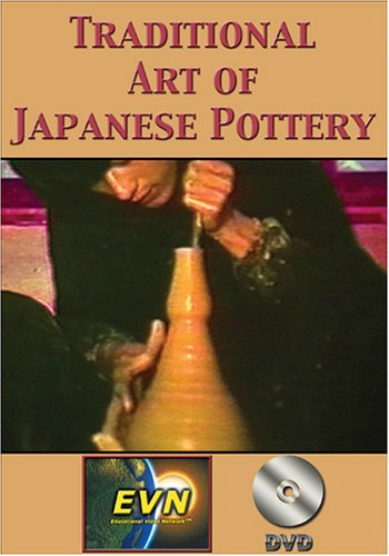 (Traditional Art of Japanese Pottery DVD)