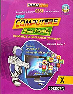 Cordova Answer Key Class 8 Computer