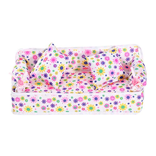 Tinksky Miniature Dollhouse Furniture Cushions