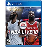 NBA Live 18 for PlayStation 4 by Electronic Arts