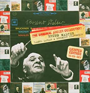 Famous Mahler & Bruckner Symphonies: The Original Jacket Collection