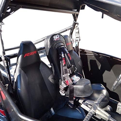 50 Caliber Polaris RZR Bump Seat Kit 2016 2017 Turbo Kids 2-4 door XP1000 900