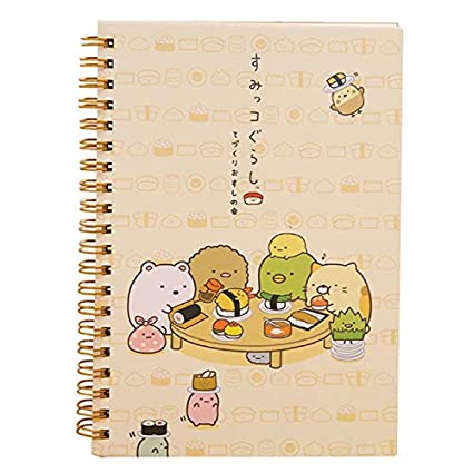 Ants-Store - Kawaii Japan Cartoon Cute Animals Coil notebook ...