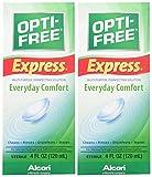 opti free express - Opti-Free Express Everyday Comfort Multi Purpose Disinfecting Solution-4 oz, 2 pack