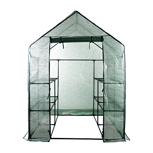greow-portable-walk-in-greenhouse-12-shelves-stands-3-tiers-racks-56-w-x-56-d-x-77-h-56-w-x-56-d-x-77-h