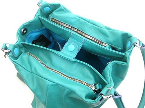 GABS , Sac pour femme à porter à l'épaule vert Émeraude