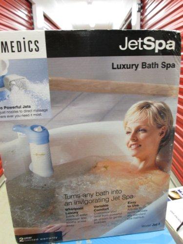 Homedics Jet Spa Luxury Bath Spa