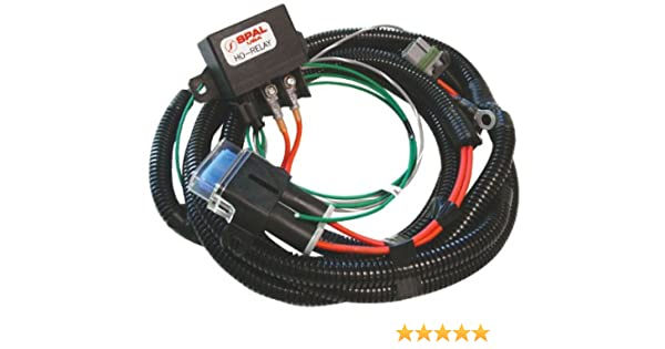 5 0 Ho Wiring Harness - Technical Diagrams  Mins Wiring Harness on