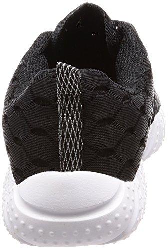 Aleader Mens Mesh Cross-traning Running Shoes Black 10 D(M) US