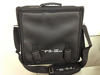 UbiGear Travel Carry Case Bag for Slim Ps3 Playstation 3 Console Shoulder Carrying Black