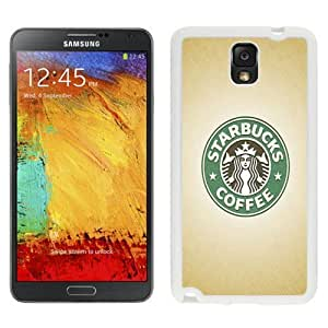 NEW Custom Designed For Iphone 5/5S Case Cover Phone With Starbucks Logo Coffee_White Phone