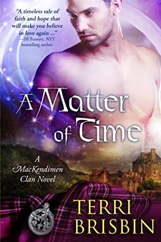 book cover of A Matter of Time