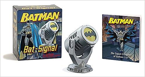 batman bat signal miniature editions