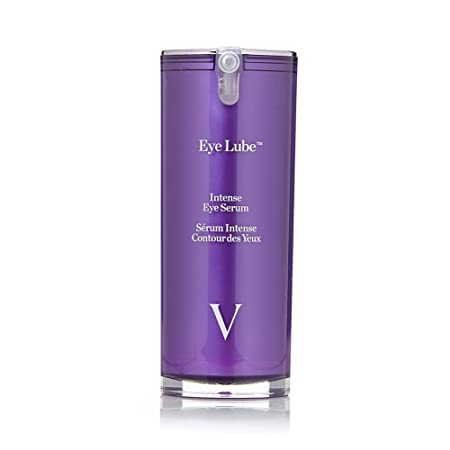 Vbeaute Eye Lube Intense Eye Serum – Paraben Free fragrance Free – .5 Oz