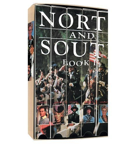 North and South Book II [VHS] (Nixon Watches Genie)