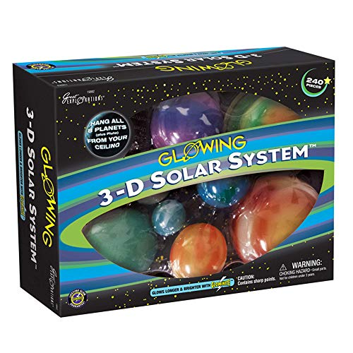 (Great Explorations 3-D Solar System )