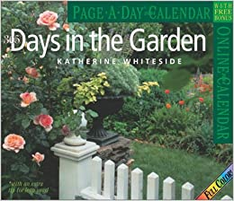 365 Days In The Garden Page A Day Calendar 2004 Page A Day R