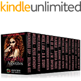 Unearthly Appetites: 14 Book Paranormal Supernatural MEGA Bundle (Excite Spice Boxed Sets)