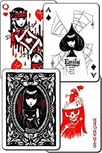 Dark Horse Deluxe Emily The Strange Playing Cards