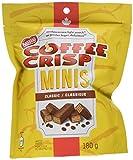 coffee bar candy - COFFEE CRISP NESTLÉ Minis, 180g Bag