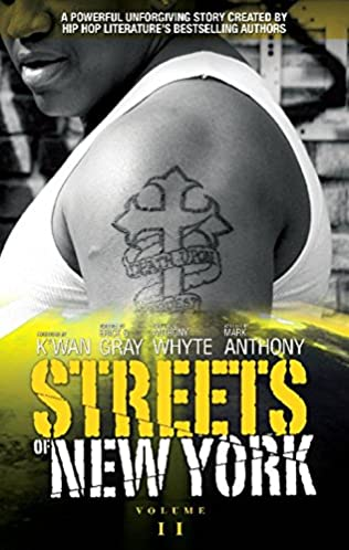 book cover of Streets of New York Volume 2