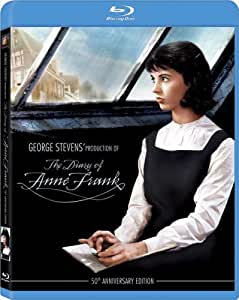 Diary Of Anne Frank [Blu-ray]