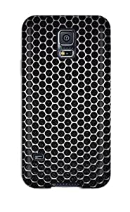 For Galaxy S5 Fashion Design Protective Net With Holes Case-cQnPeFY3100OjFAY