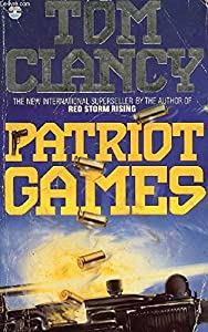 Paperback PATRIOT GAMES. Book