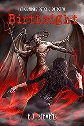 Birthright (Ivy Granger, Psychic Detective Book 4)