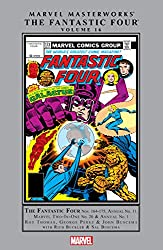 Fantastic Four Masterworks Vol. 16 (Fantastic Four (1961-1998))