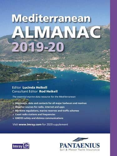 Mediterranean Almanac 2019 20