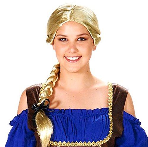 Wicked Queen Wig (Dream Weavers Costumers Blonde Evil Queen Adult Wig)