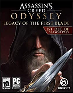 Amazon com: Assassin's Creed Odyssey: Legacy of the First Blade