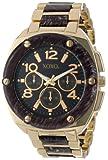 XOXO Women's XO5648 Grey and Gold Bracelet Analog Watch