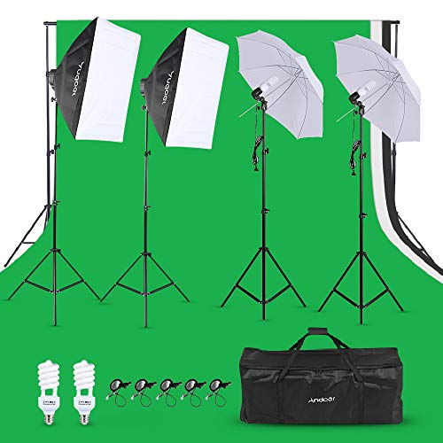 Andoer Photography Umbrellas Softbox
