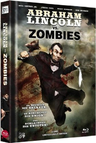 Abraham Lincoln vs. Zombies - Uncut [Blu-ray] [Import allemand]