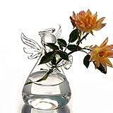Elevin(TM)  Creative Flower Arrangement Home Hydroponic Container Angel Vase