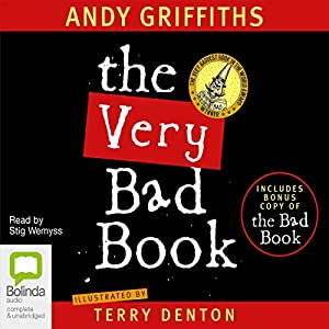 The Very Bad Book Audiobook