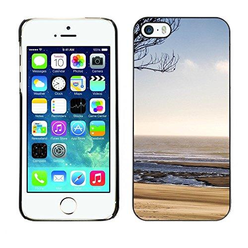 Premio Sottile Slim Cassa Custodia Case Cover Shell // F00001418 paysage // Apple iPhone 5 5S 5G