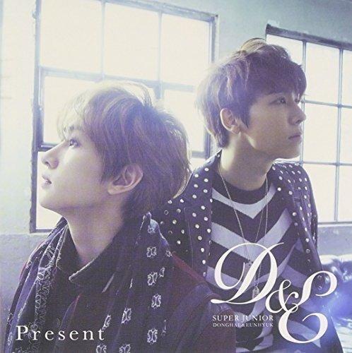 CD : Donghae & Eunhyuk - Present (Hong Kong - Import)