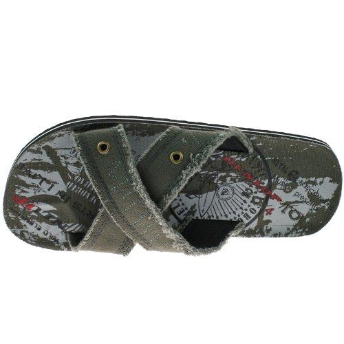 Dunlop Dunlop, Herren Sandalen  Grau Gris - gris 40.5