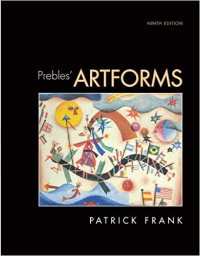 Prebles artforms 9th edition myartkit series patrick l isbn 13 978 0135141328 fandeluxe Image collections