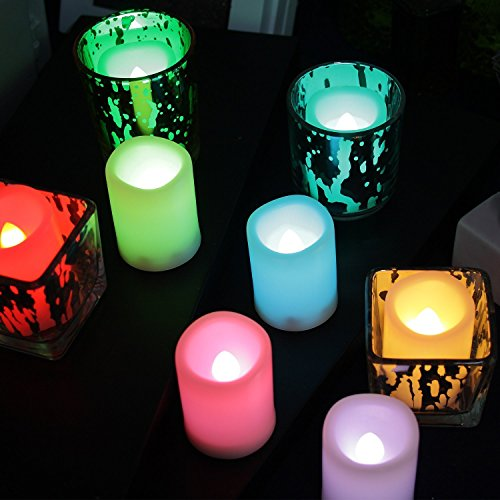 electronic votive candles - 4