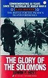 Glory of the Solomons, Edwin P. Hoyt, 0515104507