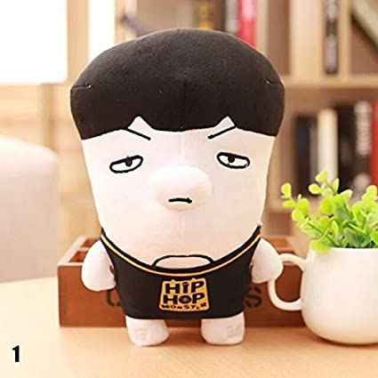 WXLAA BTS Plush Doll Cartoon Toy Boys Kid Gifts Plush Toys Soft Toys 01