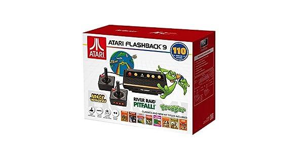 atari flashback 9  : Atari Flashback 9 - Electronic Games: Video Games