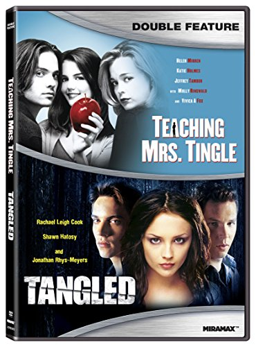 Teaching Mrs. Tingle/ Tangled - Double Feature [DVD] -