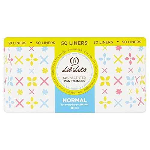 Lil-Lets Essential Liners 50 per pack