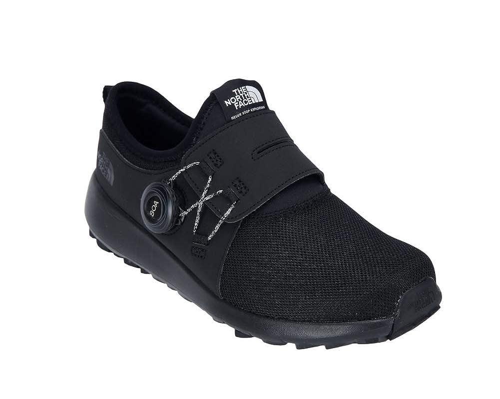 [ザ ノースフェイス The NorthFace] ホワイトレーベル LITEWAVE BOA BLACK スニーカー ランニングシューズ 靴 シューズ スリッポン [並行輸入品] B07M5DK4H4   24.5 cm